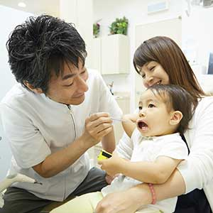 小児歯科・小児矯正(機能矯正)
